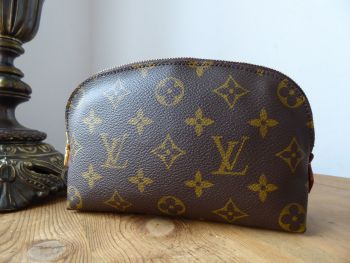Louis Vuitton Cosmetic Pouch in Monogram