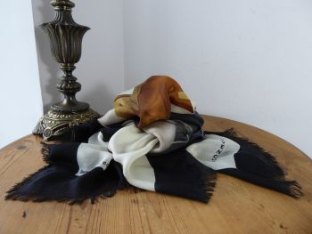 Givenchy Bambi @ Disney Square Scarf in Silk Wool Mix