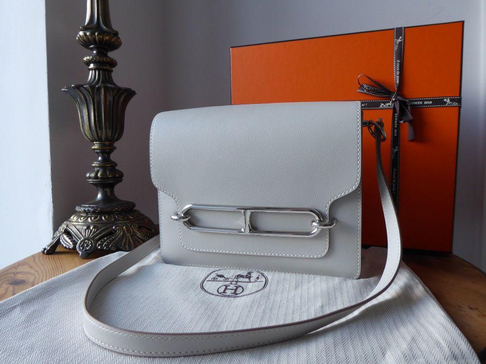 Hermes Roulis Evercolor 23 Gris Perle