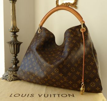 Louis Vuitton Artsy GM in Monogram Vachette