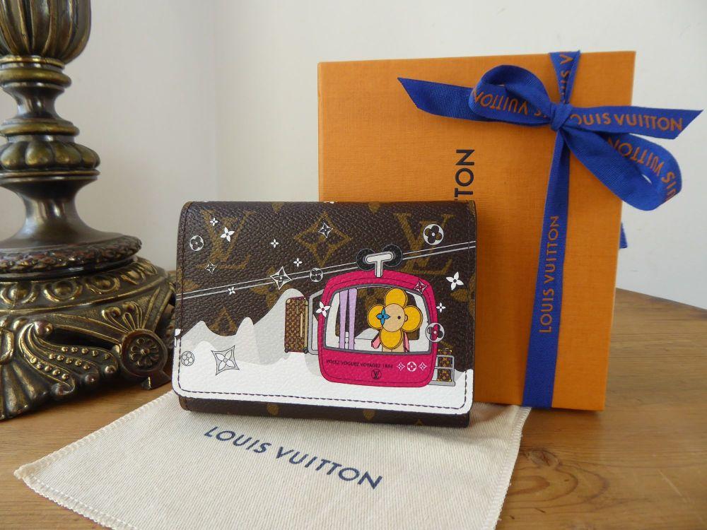 Louis Vuitton Mini Pochette Accessoires Limited Edition Vivienne Courcheval