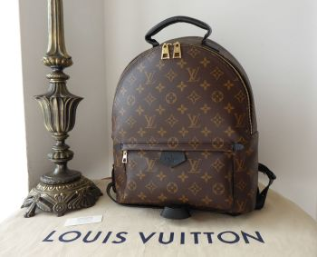 Louis Vuitton Palm Springs MM Backpack in Monogram - New