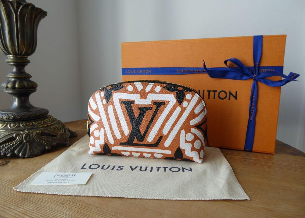 Louis Vuitton Crafty Pochette Cosmetique New