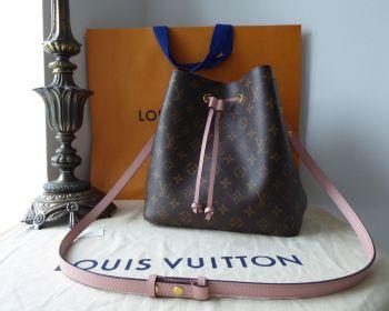 Louis Vuitton NéoNoé Neo Noe in Monogram Rose Poudre - SOLD