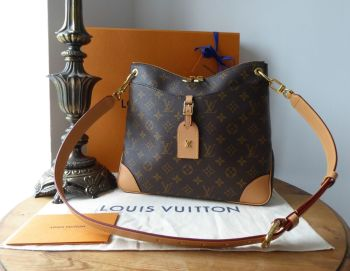 Louis Vuitton Odéon MM in Monogram Vachette - SOLD