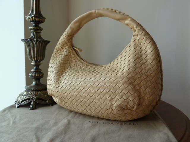 Bottega Veneta Medium Campana in Corot Intrecciato Nappa- SOLD