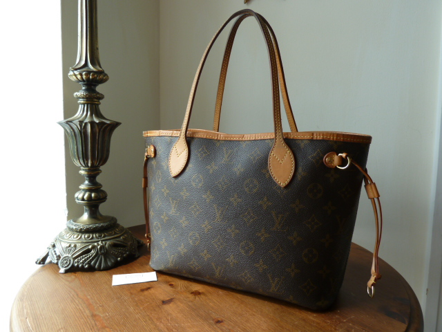 Louis Vuitton Neverfull PM in Damier Ebene - SOLD