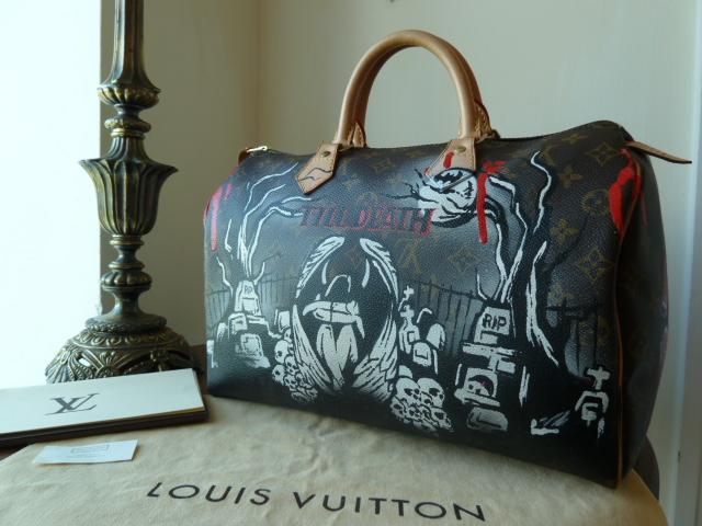 Louis Vuitton Speedy 35 Monogram - SOLD