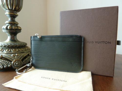 Louis Vuitton Porte-Clefs Pouch in Denim Monogram - SOLD