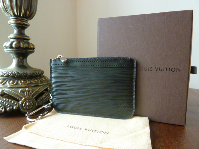 Louis Vuitton Porte-Clefs Pouch in Denim Monogram - SOLD