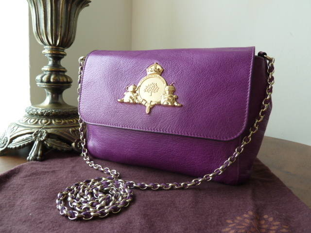 Mulberry Margaret Mini Bag Plum