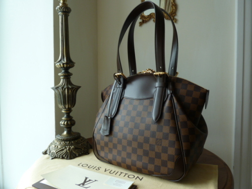 Louis Vuitton Verona MM in Damier Ebene - New