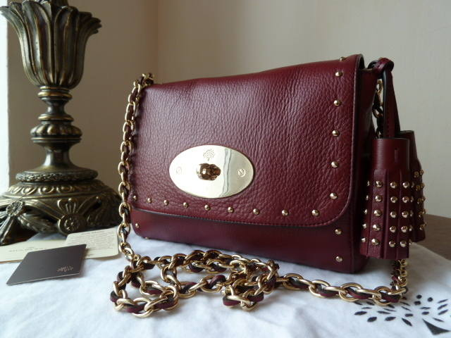 Mulberry Lily Tassle Black Forest Soft Matte NEW