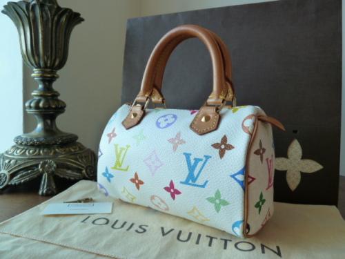 Louis Vuitton Mini HL (plus padlock & 2 keys) - SOLD
