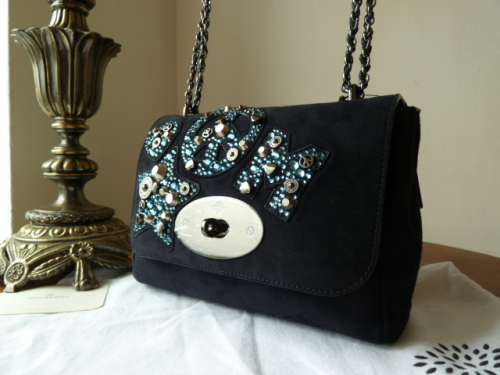 Mulberry Jewelled Lily - New