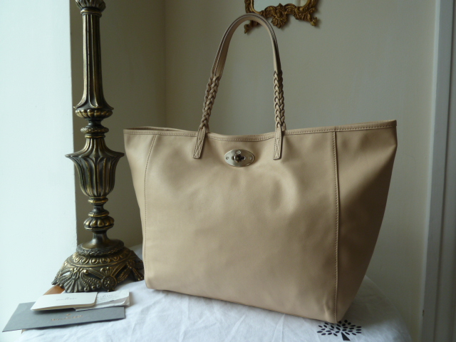 Mulberry Medium Dorset Tote in Oak Soft Nappa Leather - SOLD