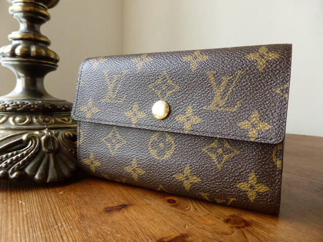 Louis Vuitton Alexandra Wallet Monogram