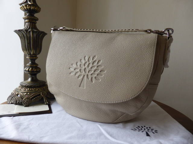 Mulberry Effie Satchel Snowball White NEW