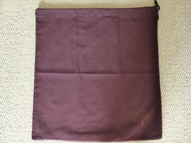 Mulberry Dustbag medium (44.5cm x 48cm) ref LO