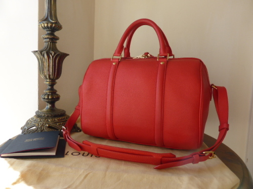 Louis Vuitton Sofia Coppola PM in Coral
