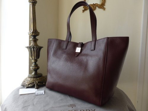 Mulberry Bayswater in Oak Vegetable Tanned Printed Leather - New