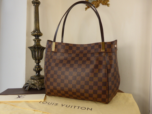 Louis Vuitton Marylebone PM in Damier Ebene - As New