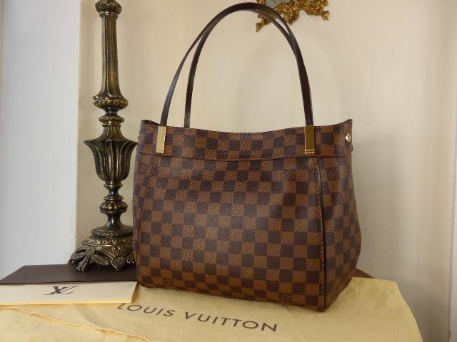 Louis Vuitton Marylebone PM in Damier Ebene - As New