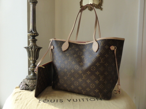 Louis Vuitton Neverfull MM Monogram -  New*