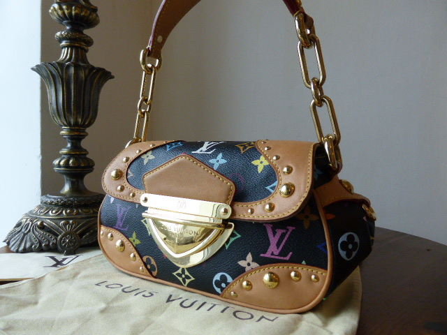Louis Vuitton Marilyn in Black Multicolore