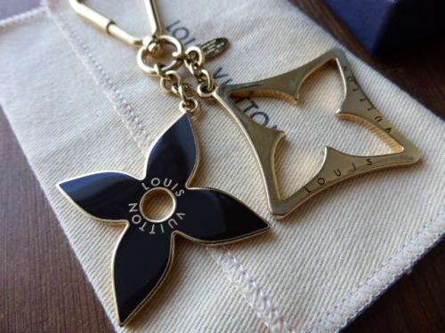 Louis Vuitton Puzzle bag charm