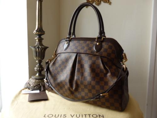 Louis Vuitton Trevi GM in Damier Ebene