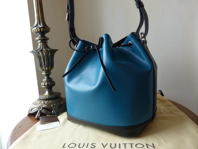 Louis Vuitton Petit Noé Epi Tri