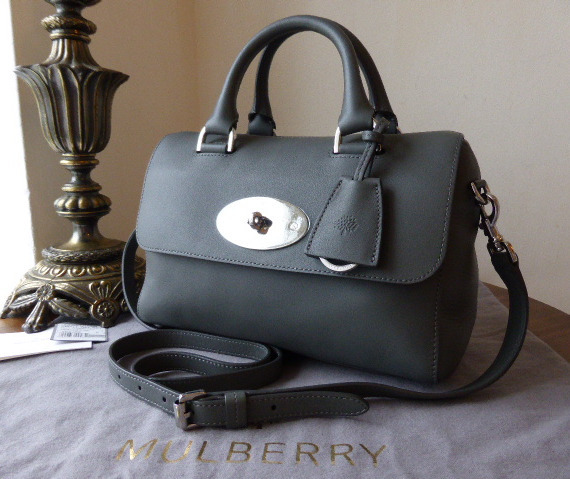 mulberry del rey small pavement grey new (2)