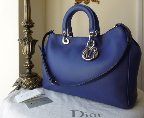 DIOR Diorissimo Large Tote with removable Zip Pouch