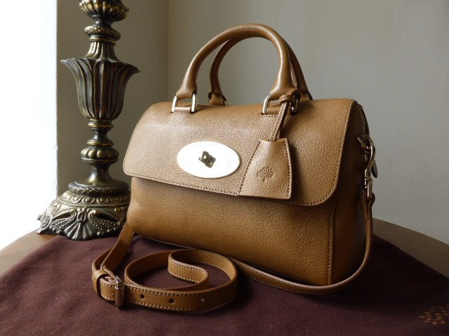 mulberry del rey small deer brown ref ss