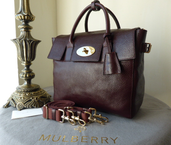 mulberry cara oxblood nvt