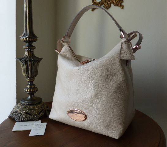 mulberry bella hobo marshmallow soft spongy