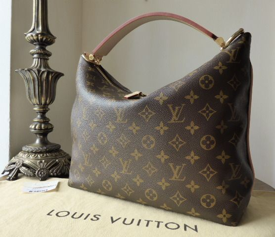 Louis Vuitton Sully PM in Monogram - New