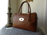 Mulberry Del Rey (Larger Sized) in Oak Natural Leather ref LS