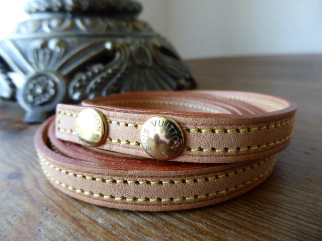Louis Vuitton Vachetta Florentine Waist Belt Strap