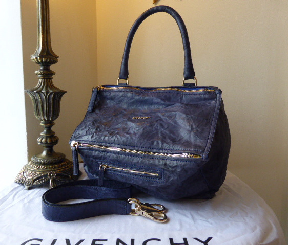 givenchy pandora medium bright blue ref 2