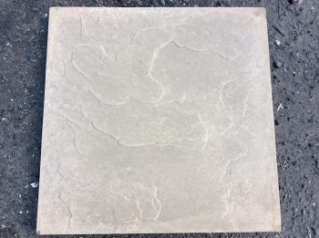 York Stone Riven Flags 600 x 600 Flat Edged