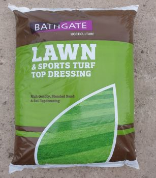 Lawn topdressing