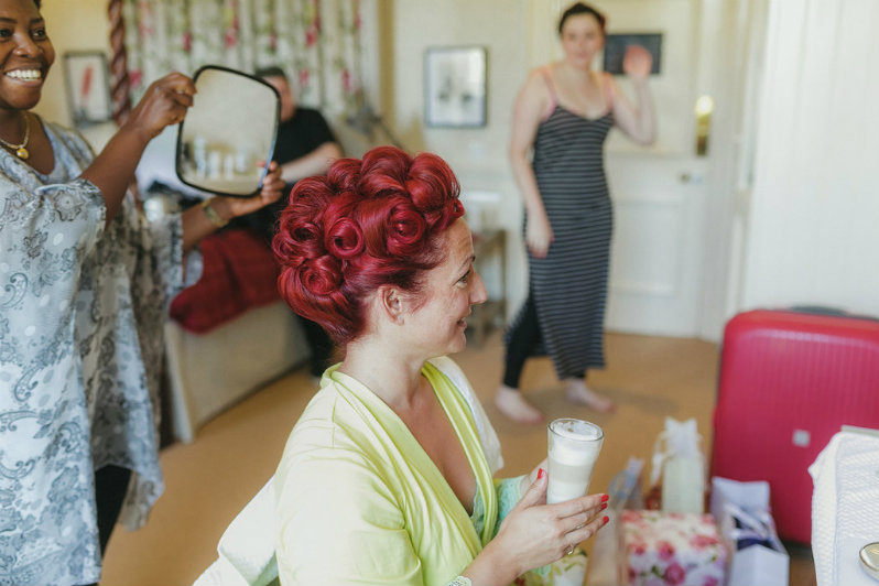 vintage-hairstyle-by sheenas wedding hairstyles-uk-cry2