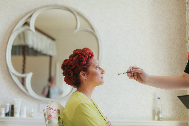 vintage-hairstyle-by sheenas wedding hairstyles-uk-cry4