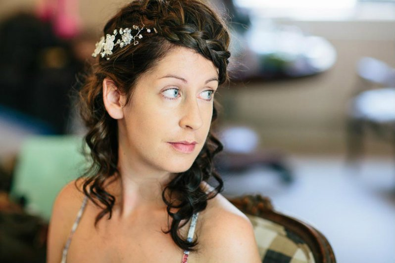 Bridal-wedding hair vines and occasion hair accessories