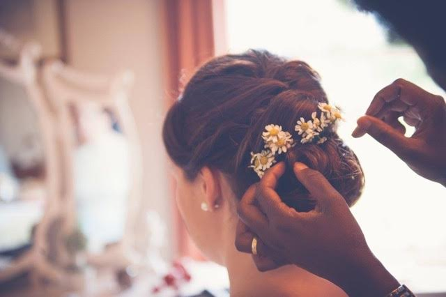 Malvern bridal-wedding mobile hairdresser