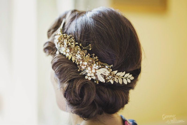 Hollywood-vintage-bridal-hairstyle-UK-Magri 1.2