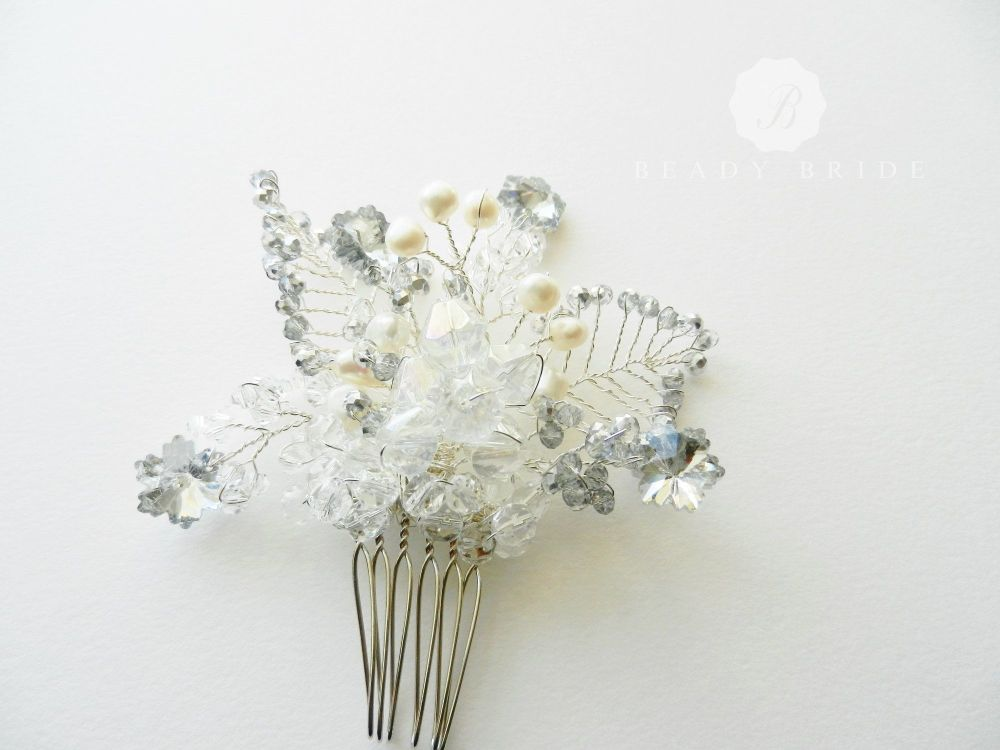 Silver Maple-Bridal-hair-accessory by Beady Bride (9)