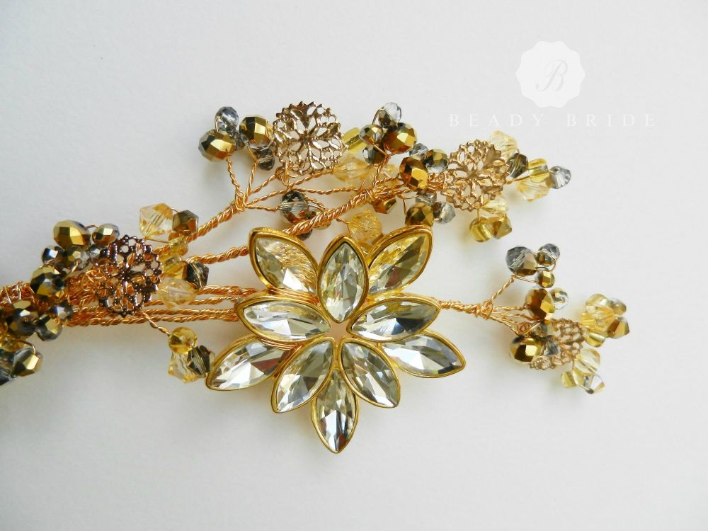 Starlight-Bridal Hair Accessory by Beady Bride (7)